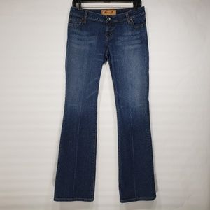 7 For All Mankind Sz 31 Super Low Stretch Jeans
